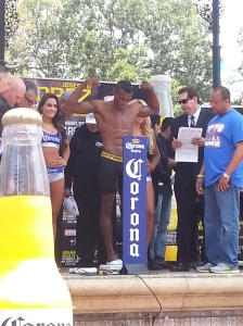 Lara Weigh In