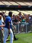 Puig heading back