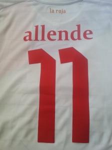 Allende Jersey