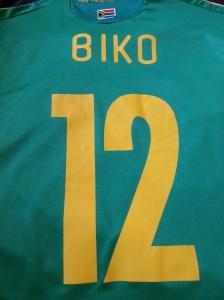 Steve Biko Jersey