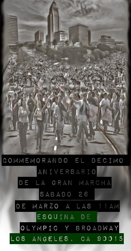 Spanish Flyer 4 La Gran Marcha